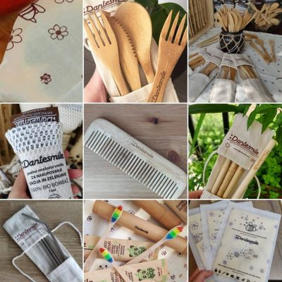 zerowaste products dantesmile